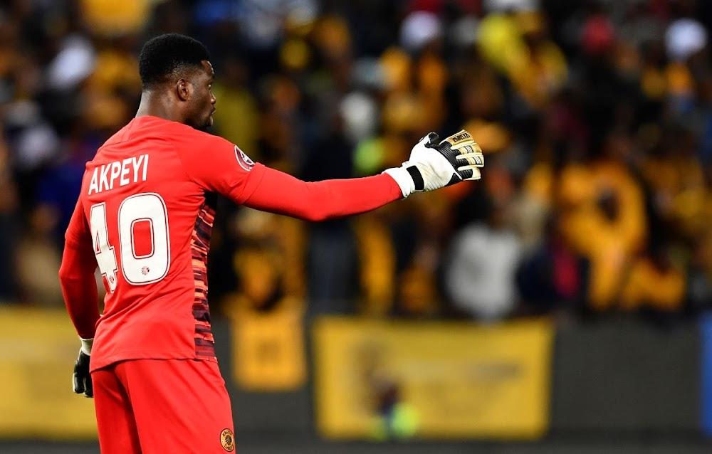 Groot besparings het Daniel Akpeyi, doelwagter van Kaizer Chiefs, op 'n nuwe pad gebring