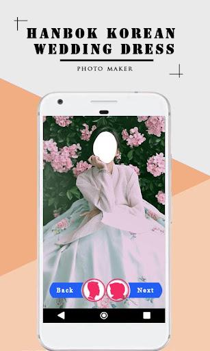 Hanbok Korean Wedding Dress 1.2 screenshots 11