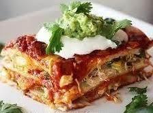 Mexican Style Lasagna Recipe