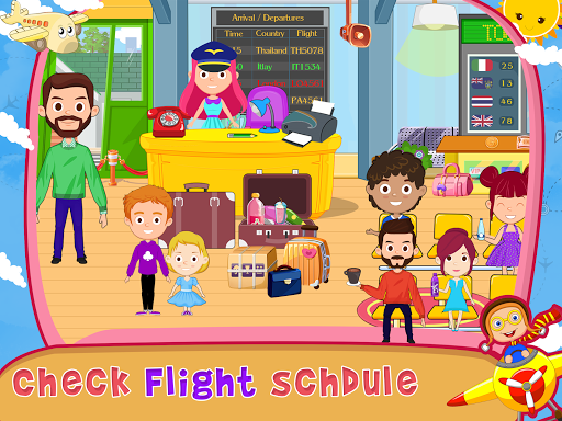 Toon Town - Airport 3.3 screenshots 12