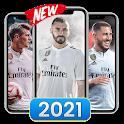 🟣⚪ Los Blancos Wallpaper - HD & 4K icon