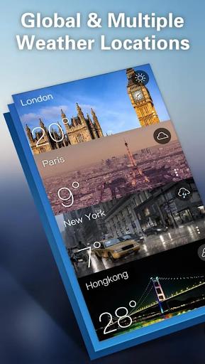 Previsão do Tempo - Tempo ao Vivo screenshot 3
