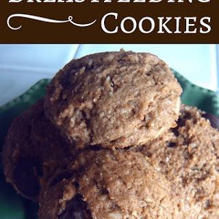 Breastfeeding Cookies or Cookies with Super Nutrients.