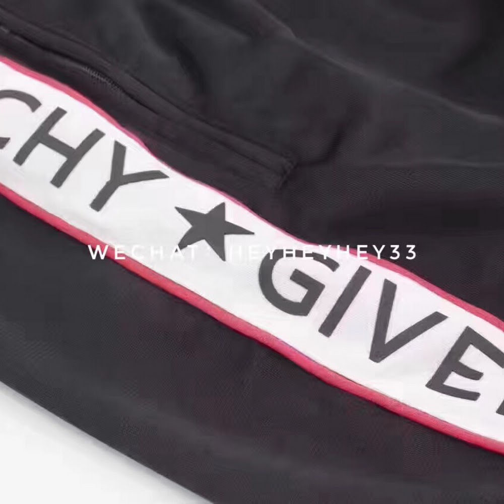 GY TRACK SHORTS