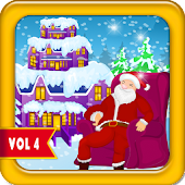 Wake Up Santa Island Escape 4