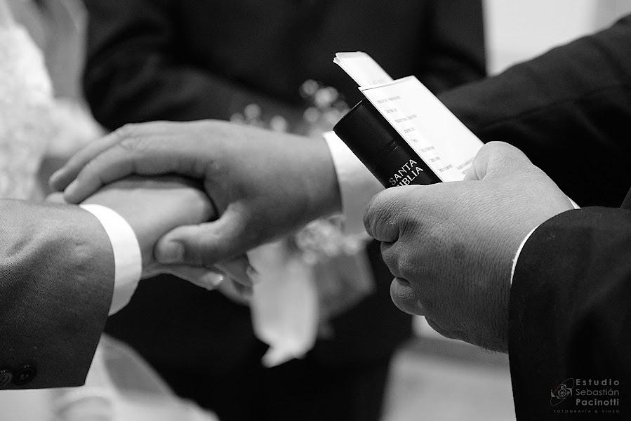 Fotógrafo de bodas Sebastian Pacinotti (pacinotti). Foto del 29.05.2017