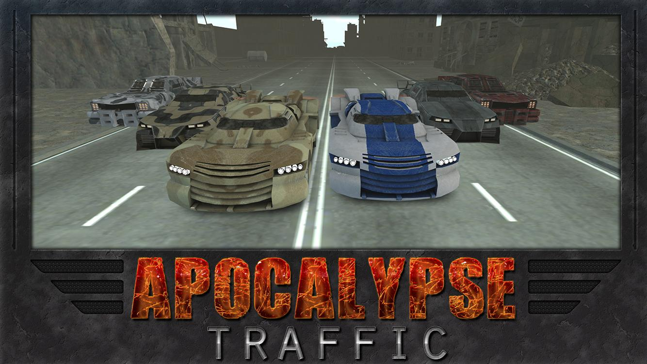 Apocalypse Traffic- screenshot