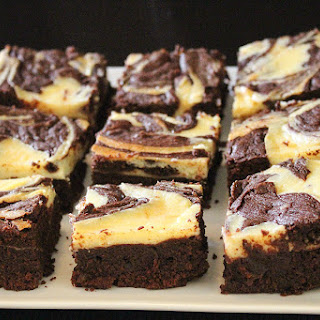 White Chocolate Cheesecake Brownies
