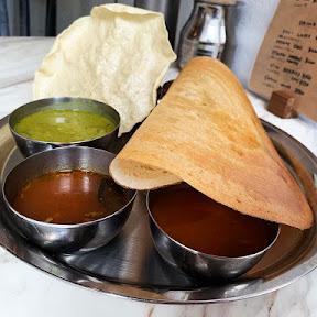 【感激グルメ】カレーマニアが感動しすぎて黙ってしまうインドカレー / 三燈舎の南インド料理
