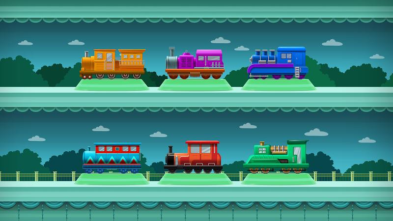 Train Builder Screenshot 1