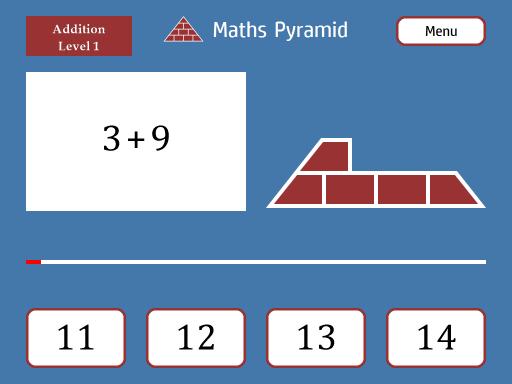 Maths Pyramid