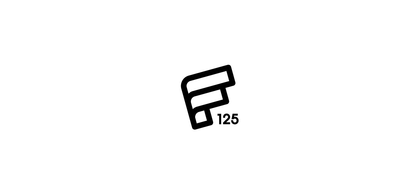 Fuller125 Logo Design