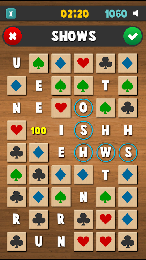 Word Crush - Free- screenshot