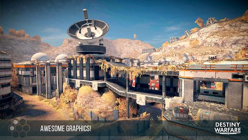 Destiny Warfare: Sci-Fi FPS 1.1.5 screenshots 9