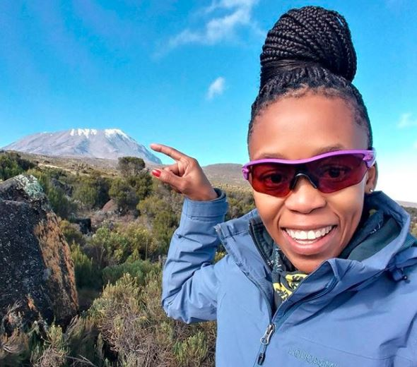 Adventure mommy Letshego Zulu has spoken about the importance of keeping your promises and raising her adventure baby