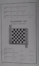 Photo: Uhlig catalogue c1913, p.14  French kind, with boxes (for the pieces) on both sides.