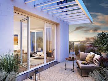 Appartement 2 pièces 43,5 m2