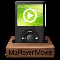 MePlayer Movie icon