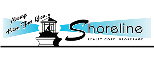 Shoreline Realty's logo got revised and cleaned in 2017