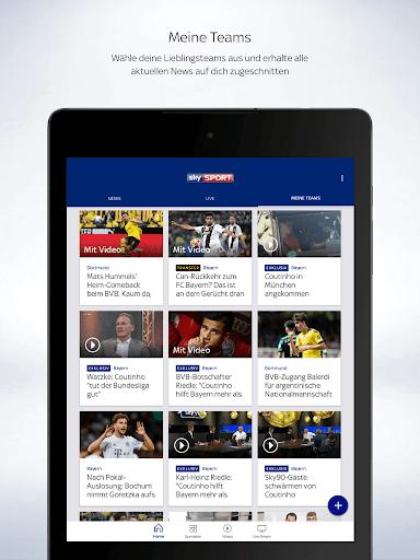 Sky Sport screenshot 10