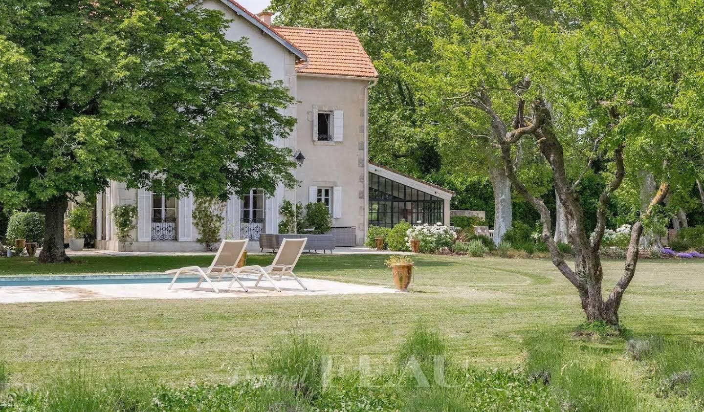 Propriété Saint-Rémy-de-Provence