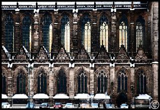 Photo: Die nördliche Fassade des Dom zu Magdeburg