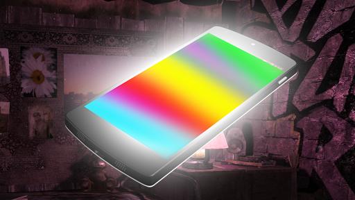 Color Flash Light LED
