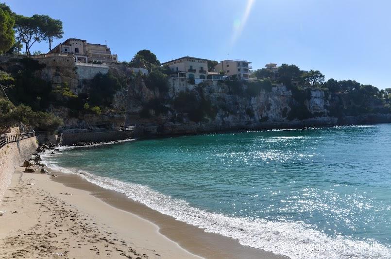 Porto cristo, plage