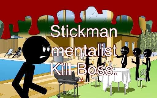 解謎必備免費app推薦|Stickman mentalist Kill Boss線上免付費app下載|3C達人阿輝的APP