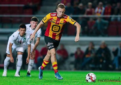 """De man die bij KV Mechelen tot één van de besten uitgroeide: """"Ik voel me hier perfect gelukkig"""""""