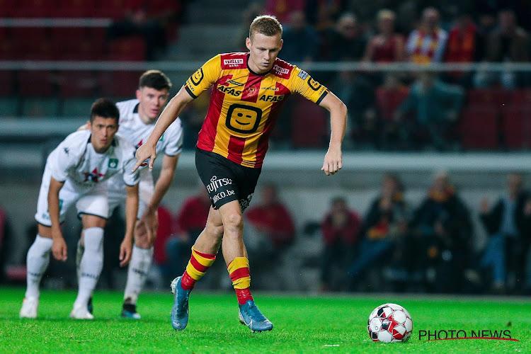"""Ambitie neemt toe bij KV Mechelen: """"Meestrijden voor play-off 1, waarom niet?"""""""