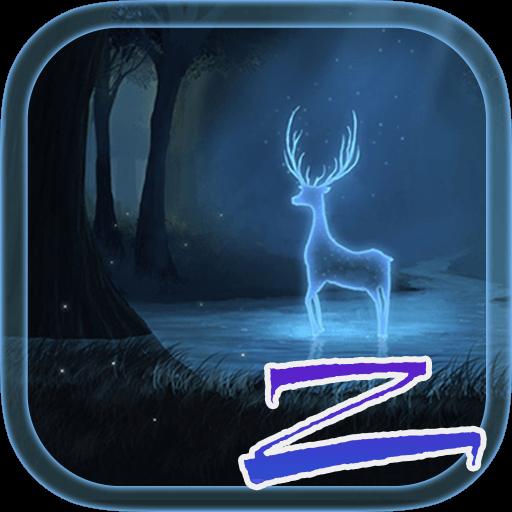 Deer Theme - ZERO launcher 個人化 App LOGO-硬是要APP