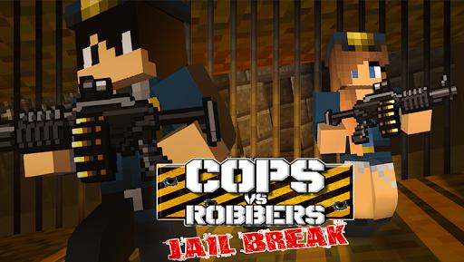 Cops Vs Robbers: Jailbreak apkpoly screenshots 4