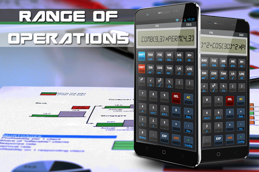 Integral Scientific Calculator v1.5 [Pro]