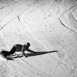 Snowboarding Performance by Loh Jiann - Sports & Fitness Snow Sports ( melborne, performance, falls creek, sports, snowboard )