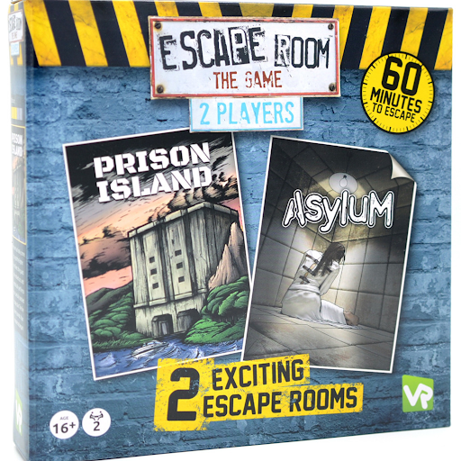 Escape Room: The Game (2 Player Edition)