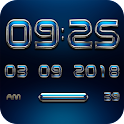 MENTALIST Digital Clock Widget icon