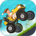Uphill Climb Racing 3D icon