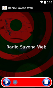 Radio Savona Web- screenshot thumbnail