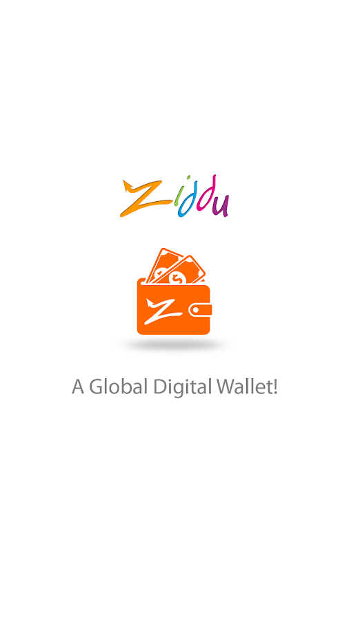 Ziddu- A Global Digital Wallet- screenshot