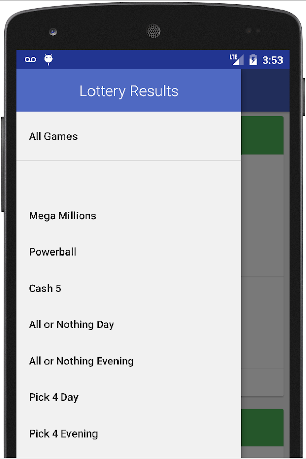 NC Lottery Results - Android Apps on Google Play