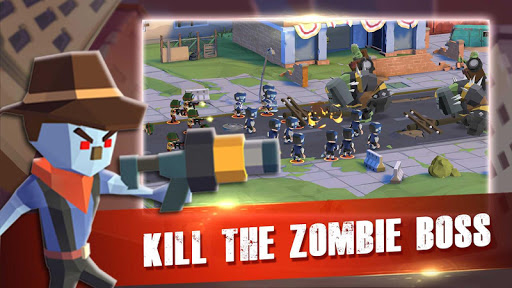Zombie War : games for defense zombie in a shelter 1.0.3 screenshots 5