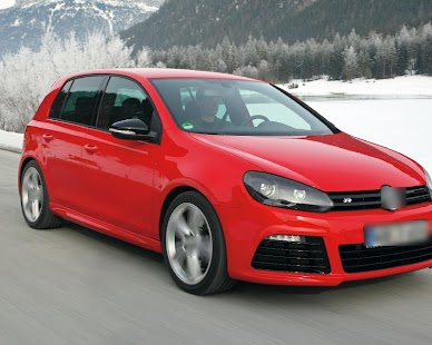 New Wallpapers Volkswagen Golf 2018 - náhled