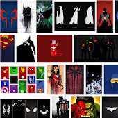Superheroes Wallpaper Browser