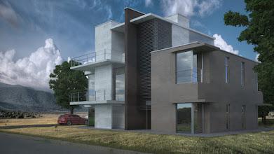 Photo: Pixel Lab - Exterior Architectural visualization