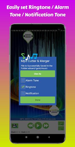 Mp3 Cutter & Merger 11.0.2 screenshots 6