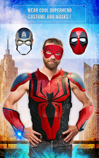 Superhero Photo Editor for PC-Windows 7,8,10 and Mac apk screenshot 6