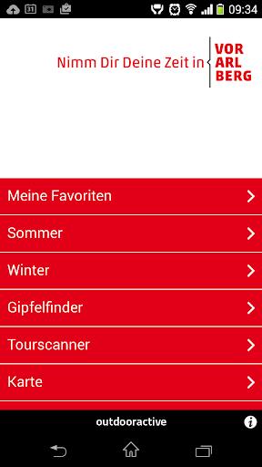 Vorarlberg -Urlaub Freizeit