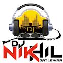 Dj Nikhil : DJ music mixer icon