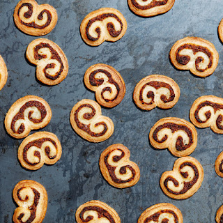 savory palmiers appetizers Recipes